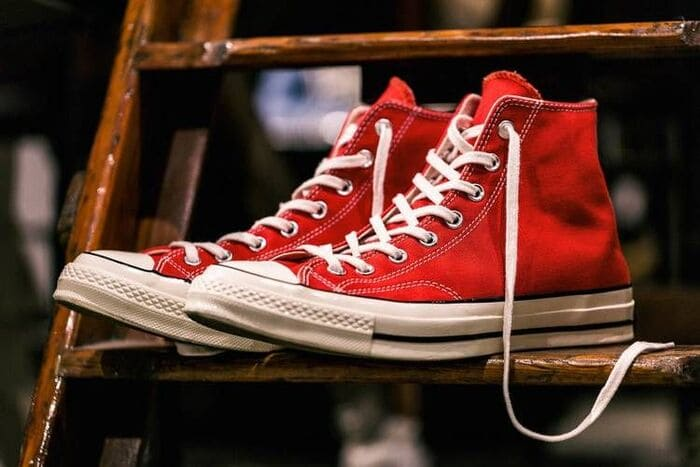 Độ dài dây giày phải phù hợp với giày