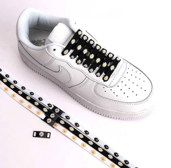 cách buộc dây giày nike kiểu 1 dây