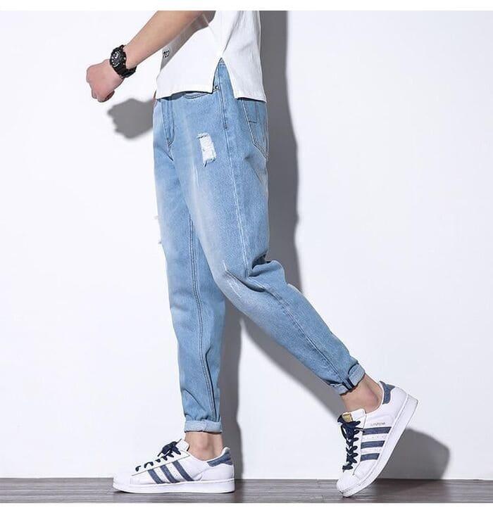 giày adidas nam phong cách