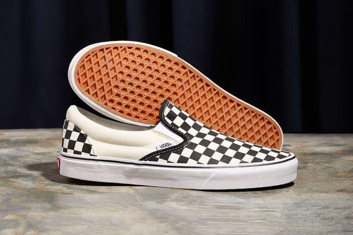các loại giày vans slip-on đẹp cho nam nữ