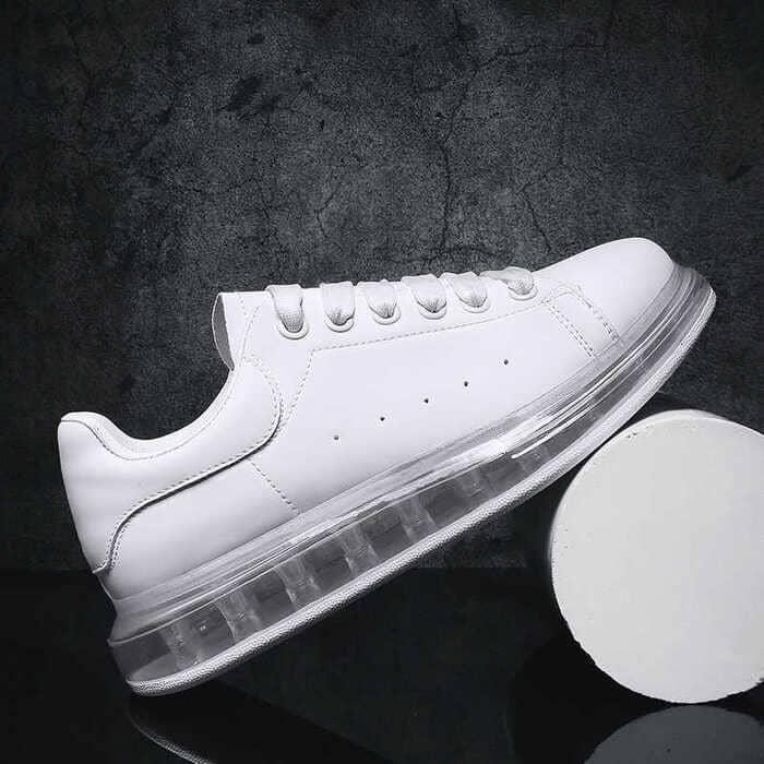 các mẫu giày alexander đế trong suốt