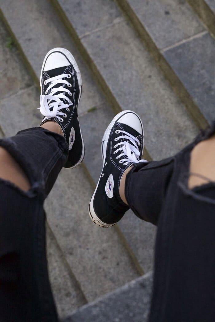 các mẫu giày converse chuck taylor dành cho nam