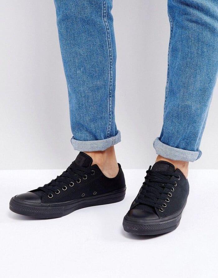 các mẫu giày converse chuck taylor ii đẹp cho nam