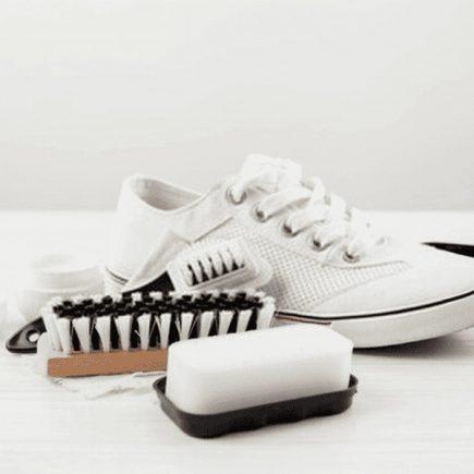 cách giặt giày