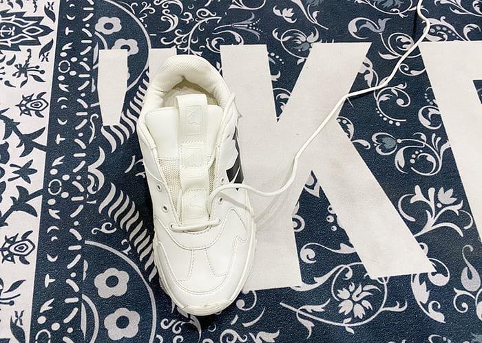 cách thắt dây giày mlb đẹp