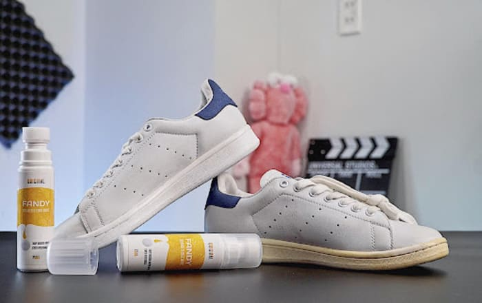 cách vệ sinh giày adidas đúng chuẩn