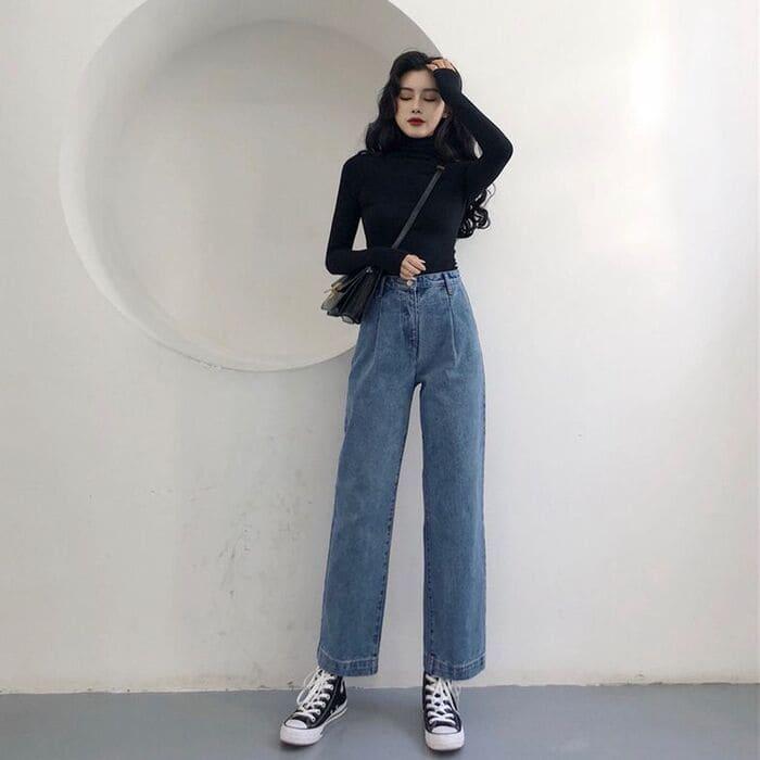 chất liệu quần jean