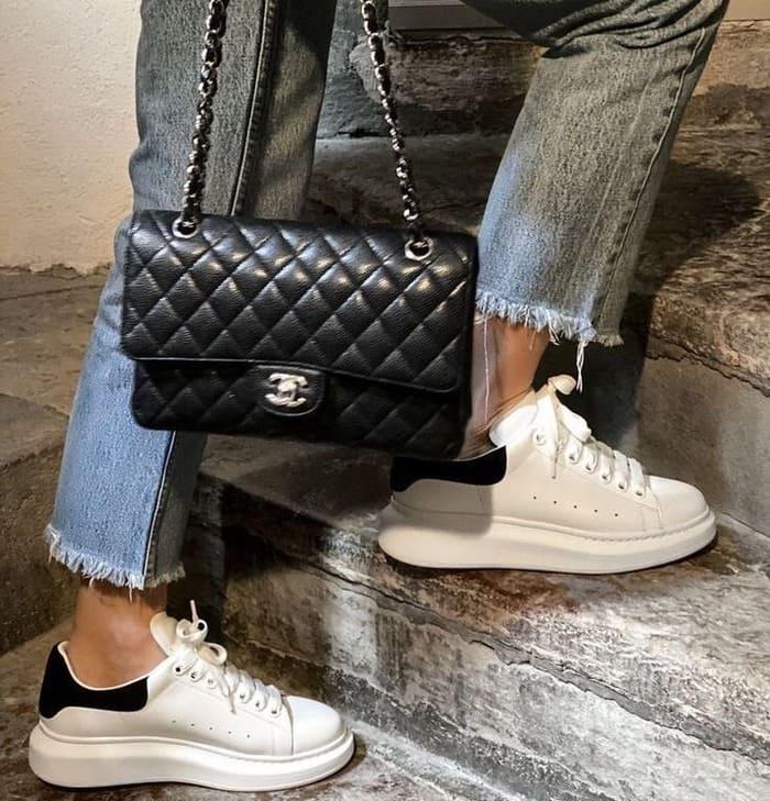 giày alexander mcqueen đẹp cho nữ