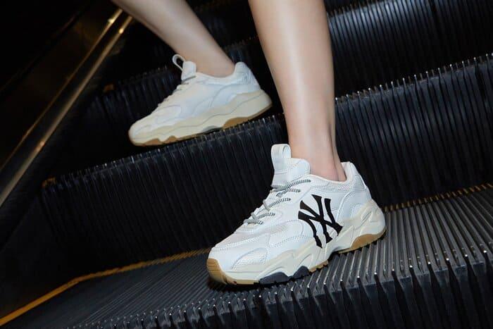 giày mlb lite new york yankees