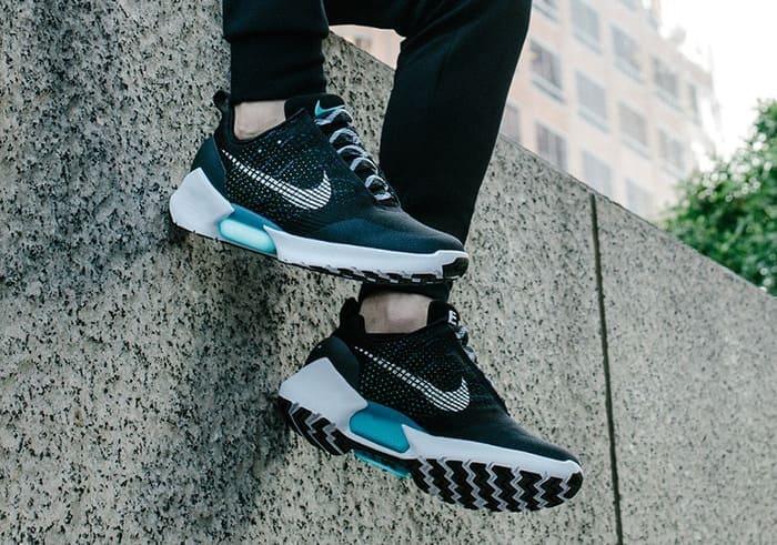 giày thể thao nike hyperadapt 1.0 black đẹp dành cho nam nữ