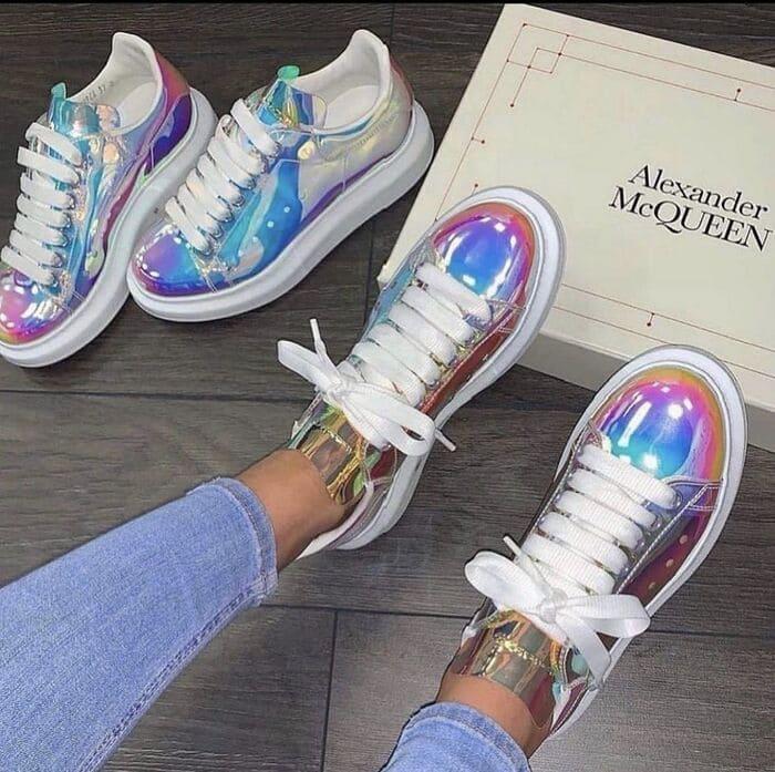 giày thể thao sneaker alexander đẹp cho nữ