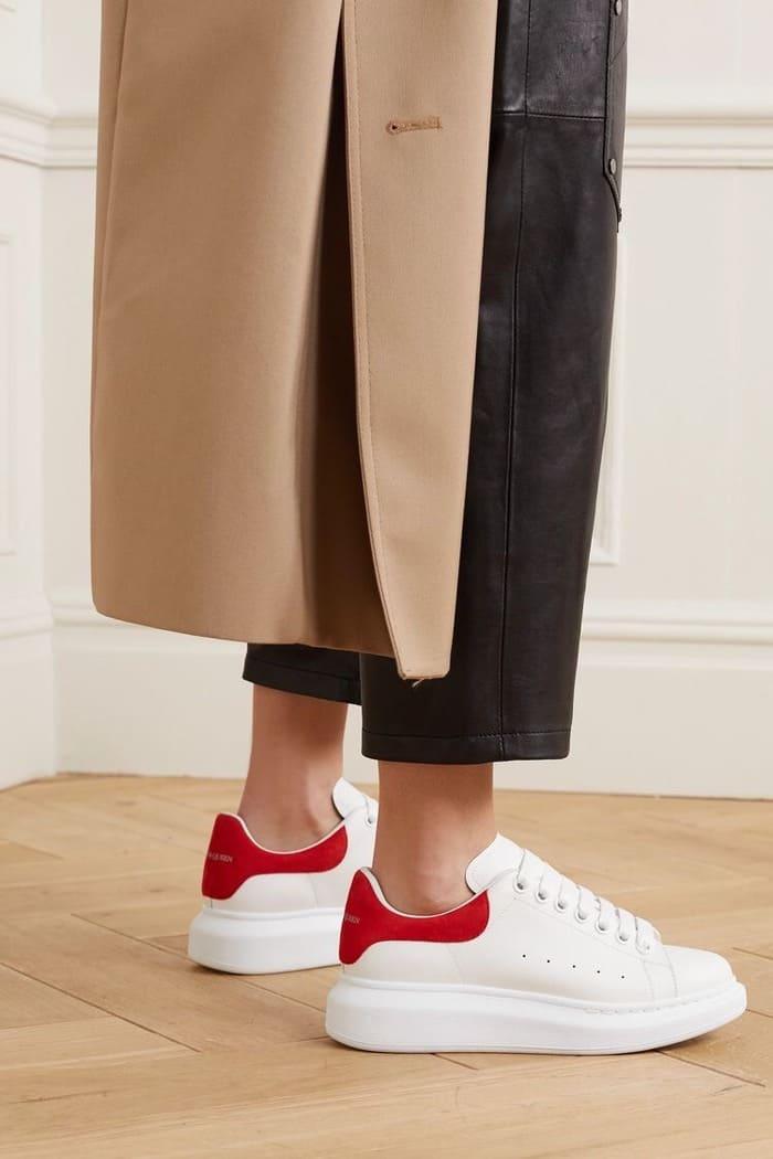 những mẫu giày alexander red đẹp