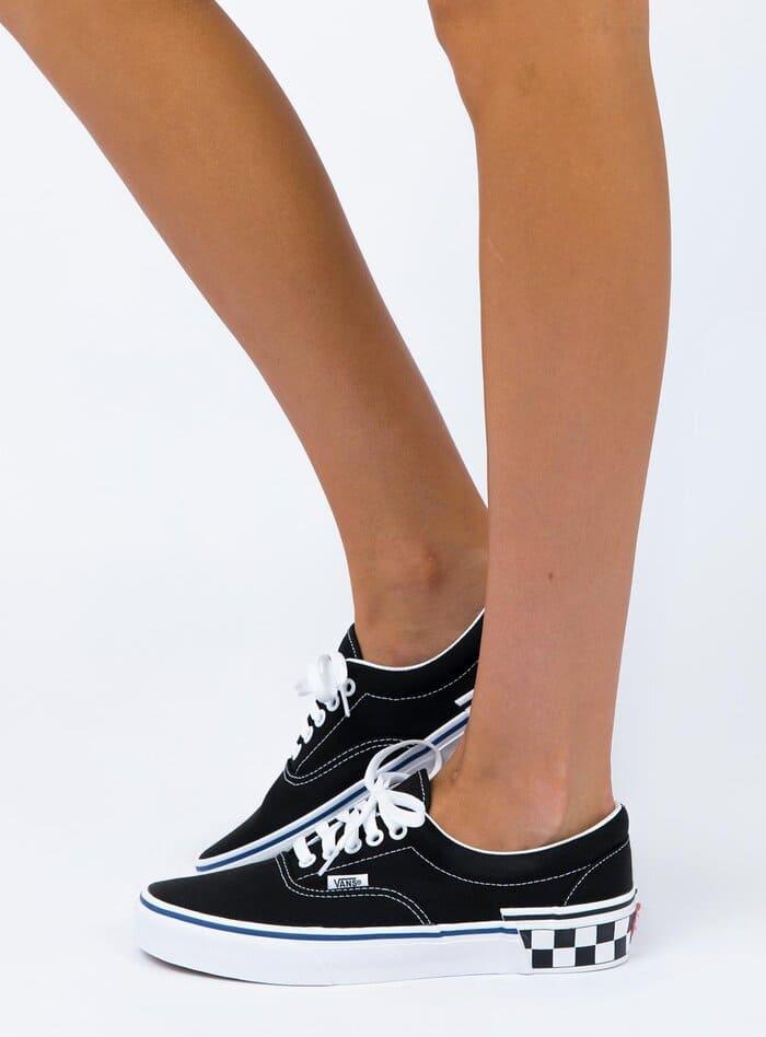 những mẫu giày vans era siêu đẹp dành cho nữ