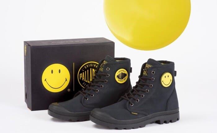 phân biệt giày palladium thật giả theo hộp giày
