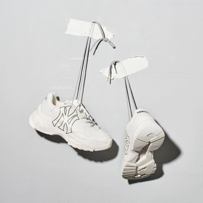 thắt dây giày mlb chunky