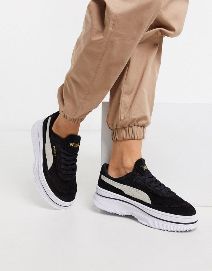 top những mẫu giày puma deva suede nam đẹp