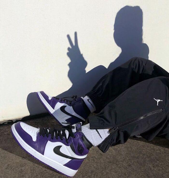 các kiểu giày nike air jordan 1 nổi bật cho nữ