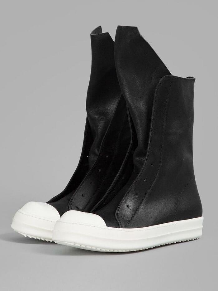 các mẫu giày rick owens pull up đẹp cho nam nữ