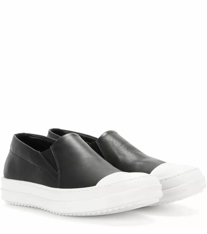 các mẫu giày rick owens slip on đẹp cho nam nữ