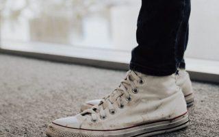 cách giặt giày converse