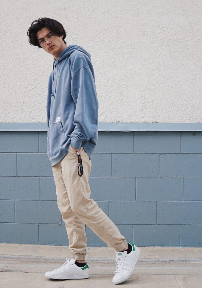 giày adidas stan smith sneaker hot cho nam