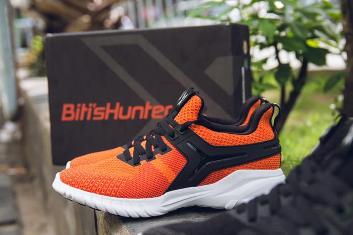 giày hot nhất hiện nay bitis hunter 2k18