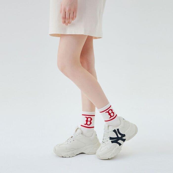 giày thể thao mlb chunky đẹp