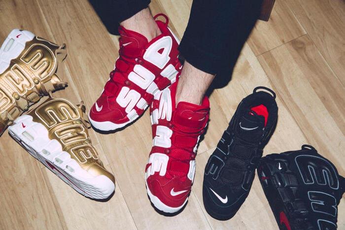 giày thể thao supreme đẹp