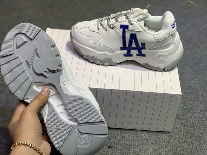 mẫu giày hot a la dodgers cho nam nữ