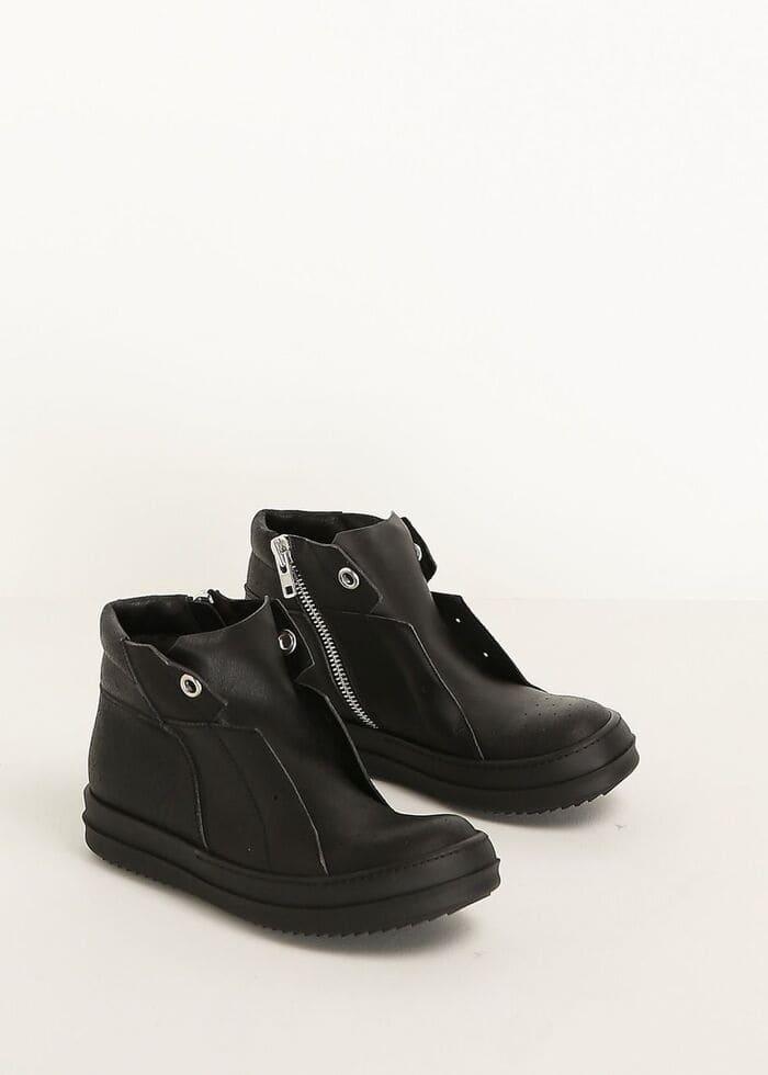 những đôi giày rick owens pull up dành cho nam nữ