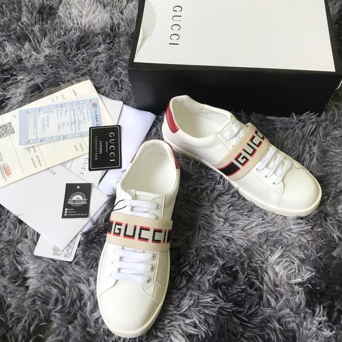 top những đôi giày gucci ace stripe đẹp cho nam nữ