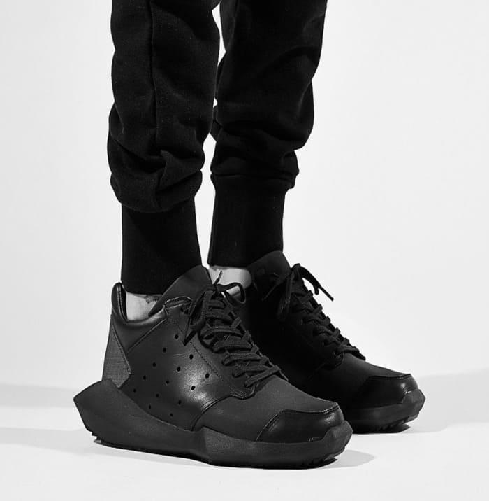 top những mẫu giày rick owens adidas tech runner cho nam